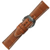Cognac Genuine Alligator, Matte, for Panerai Radiomir (RIOS1931) | The Watch Prince
