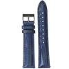 18mm Mermaid Blue Teju Lizard for Michele   (QR Pins)