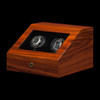 Sienna | Teak Watch Winder | For 2 Watches