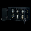 Milano, Smoked Acrylic | Watch Winder | For 6 Watches