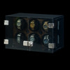 Milano, Walnut | Watch Winder | For 6 Watches | Closed