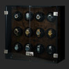 Milano, Walnut | Watch Winder | For 12 Watches | Closed