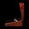 Burl | Watch Winder | Artisan Collection | Side, Open