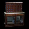 Orbita Bergamo, Rosewood Cabinet Watch Winder | For 40 Watches