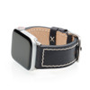Black Shell Cordovan Watch Band | For Apple Watch