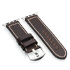 Mocha Shell Cordovan Watch Band | For Apple Watch