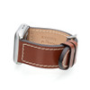 Cognac Shell Cordovan Watch Band | For Apple Watch