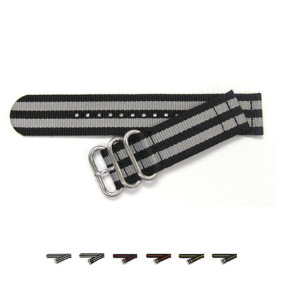 Two-Piece Ballistic Strap - Main | Thewatchprince.com