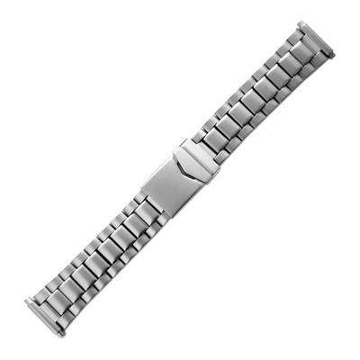 Oyster-Style Bracelet 18-22 (HR-MB5516-W)