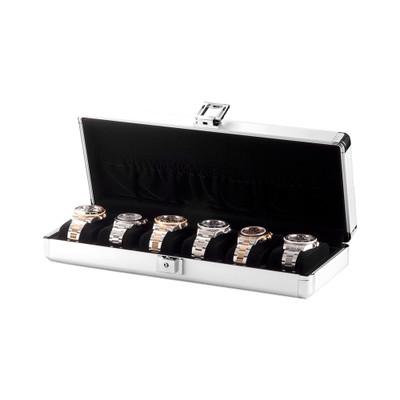 Lugano 6 Aluminum Watch Case (Orbita)
