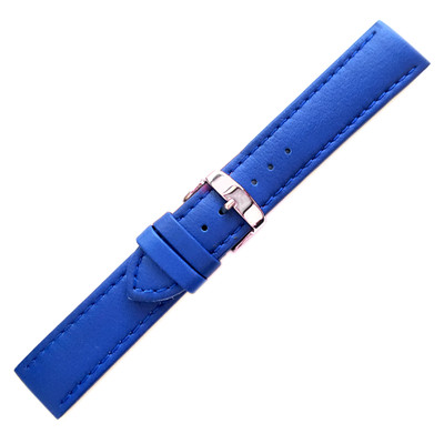 Blue Genuine Lorica® Watch Band | Hadley Roma MS739