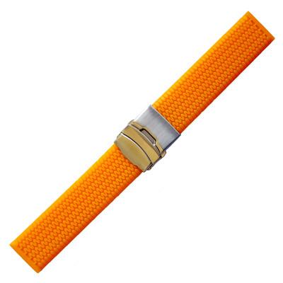 Orange Silicone Tire Tread w/Deploy (Stuller)