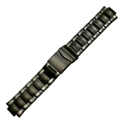 PVD Black Bracelet, 24 & 26 (de Beer)