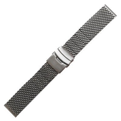 Stainless Steel Mesh Bracelet - Diver Edition (HR)
