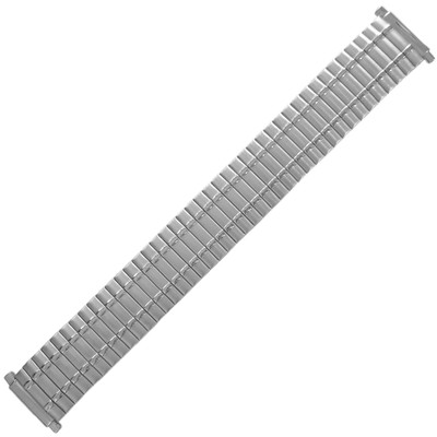 Twist-O-Flex Satin Brite, 18-22mm, Stainless Steel, XL (Speidel)