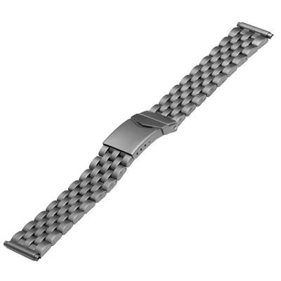 Hadley Roma Titanium Bracelet - SQ 18-22MB5168-TI