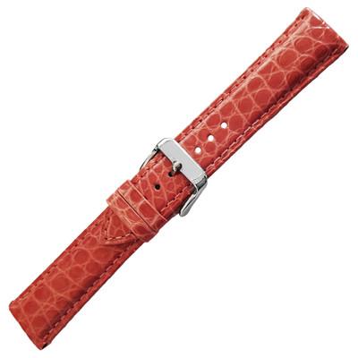 Ladies Genuine Alligator, Glossy (HR-LS829) - Pink