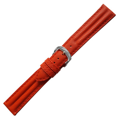 Rubber, Heavy Stitched (Dunthorp) - Red