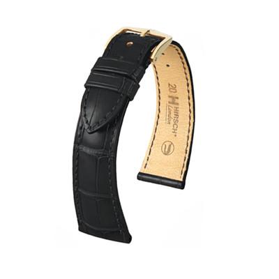 23be403e2 Hirsch London, Premium Alligator (Matte) | The Watch Prince