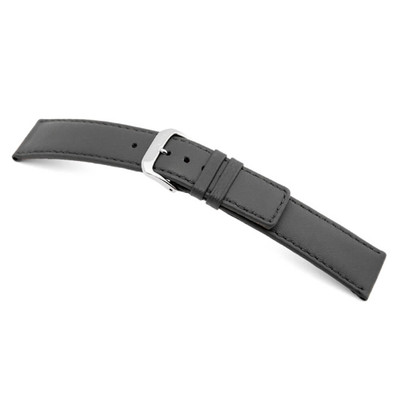 Stone Grey RIOS1931 Cashmere, Lamb Leather Watch Band | TheWatchPrince.com