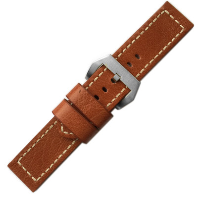 Vintage Leather, Camel, for Panerai (RIOS1931)