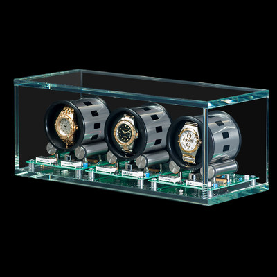 Orbita Tourbillon | Watch Winder | For 3 Watches