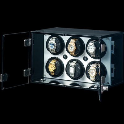 Milano, White | Watch Winder | For 6 Watches