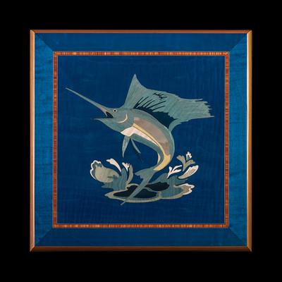 Blue Marlin | Watch Winder | Orbita Artisan Collection