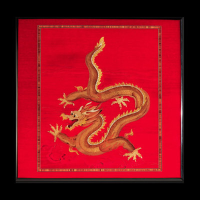Red Dragon | Watch Winder | Orbita Artisan Collection