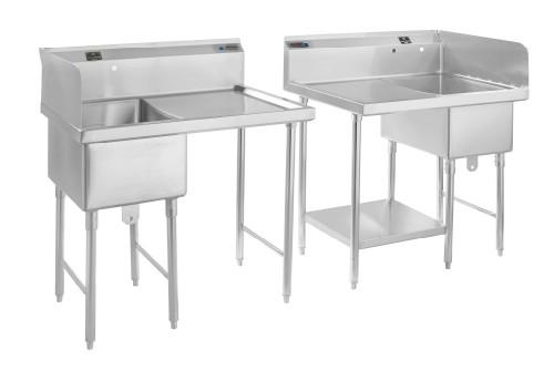 custom commercial sinks