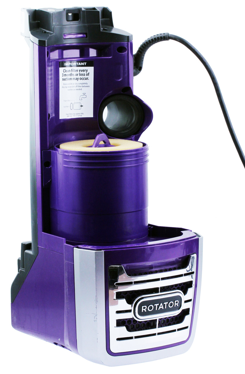 Shark Motor and Chassis for Rotator UV770QNV Vacuums