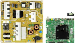 Samsung BN94-10838Q Main Board for UN55KU6290FXZA Loc Version CA02 // CJ05 IC1