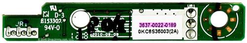 3637-0022-0189 0171-1671-0892 IR Remote Sensor New