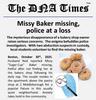 KT-1000-03- Crime Lab - Missy Baker missing (PCR)