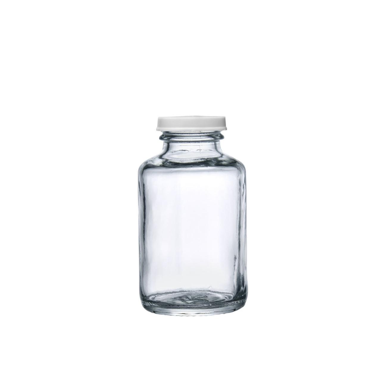 G7.10 - 30mL glass jar with plastic cap