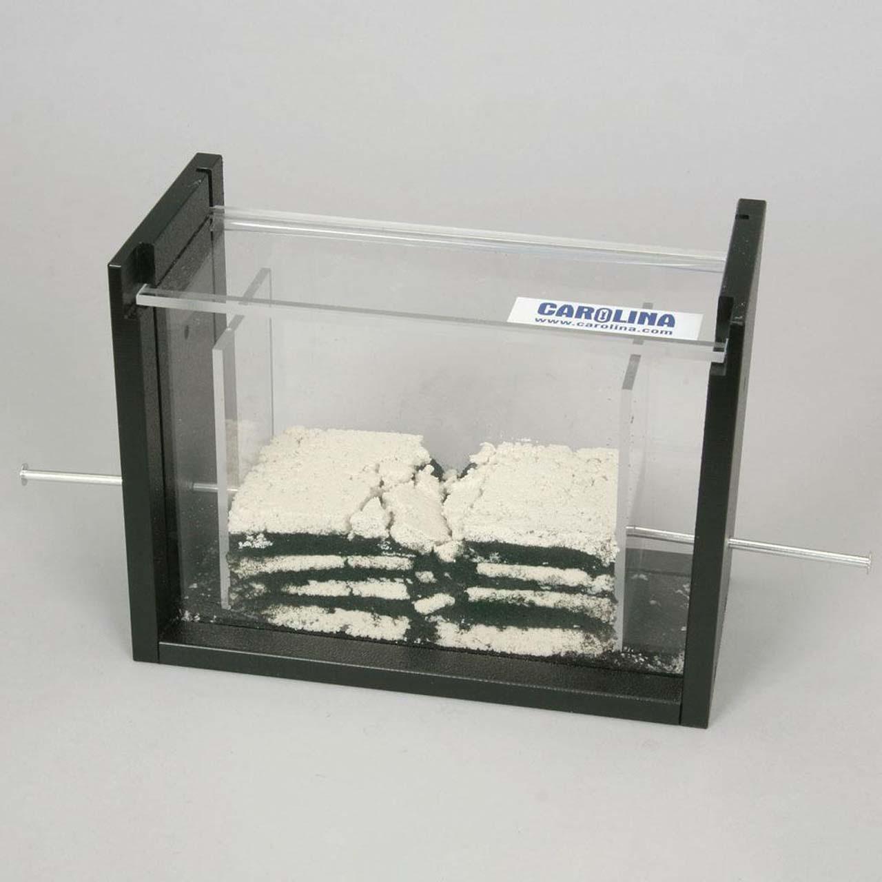 ES5.03 - Tectonic sandbox