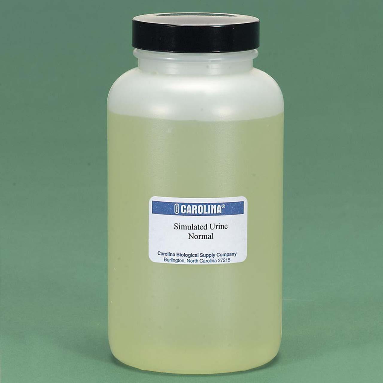 LK3.01 - Simulated urine, Normal