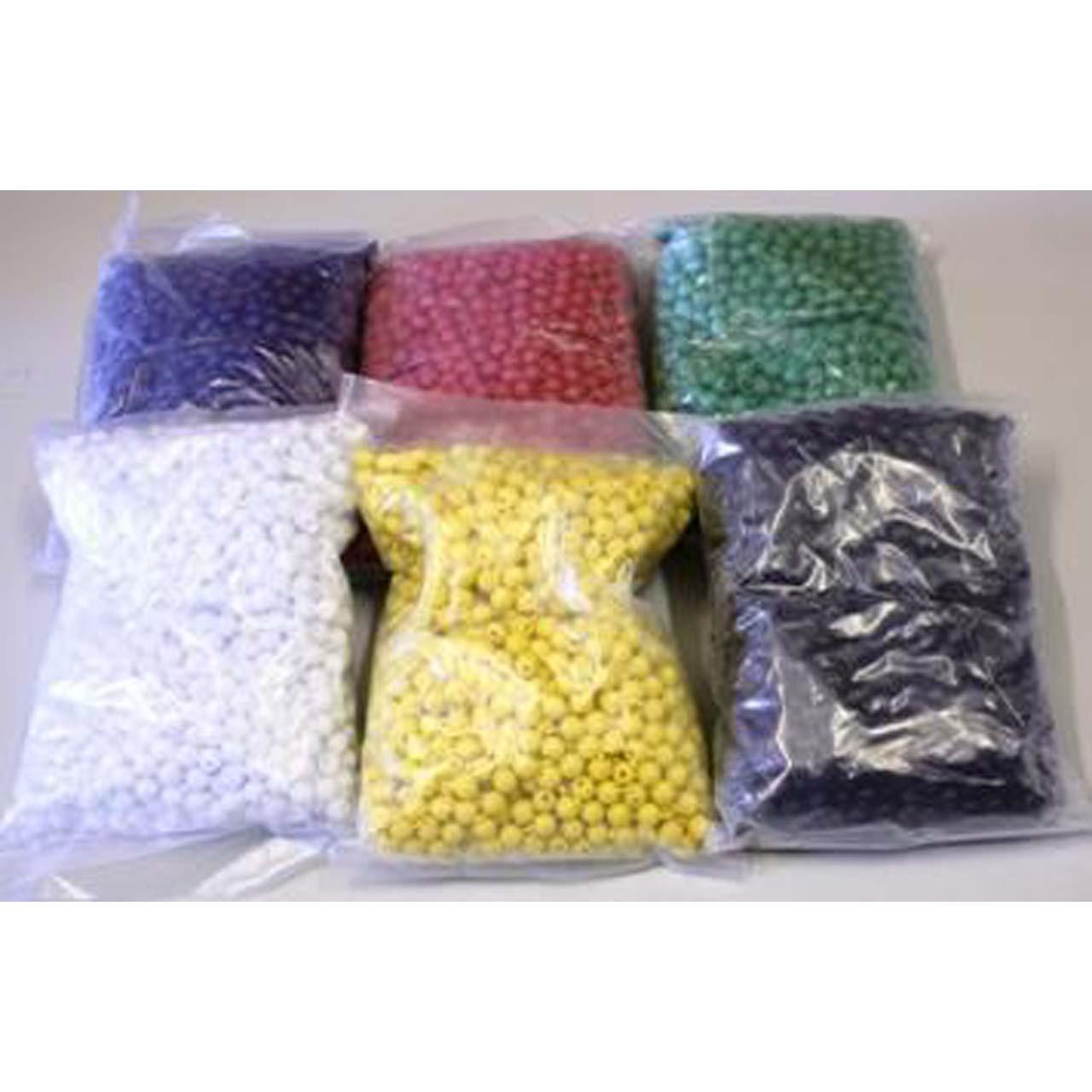 Poppit beads, Green