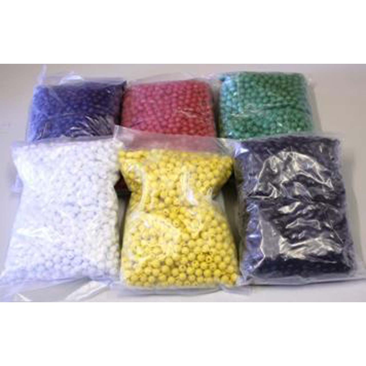 Poppit beads, Black