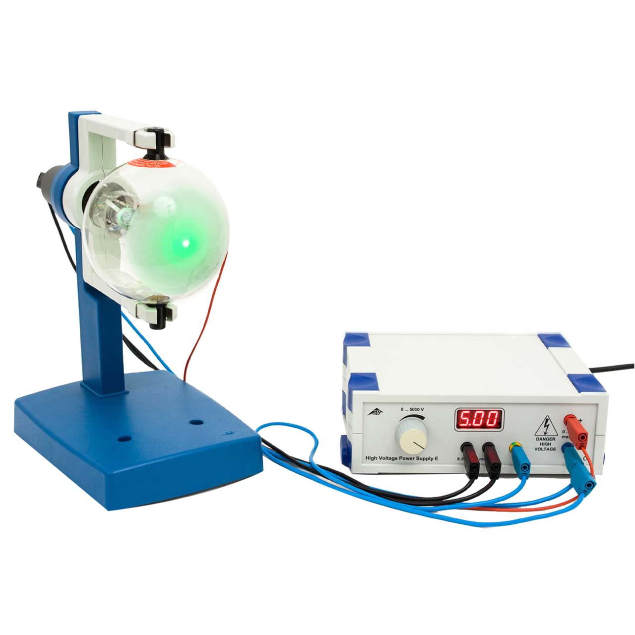 1013885 - Electron Diffraction Tube D