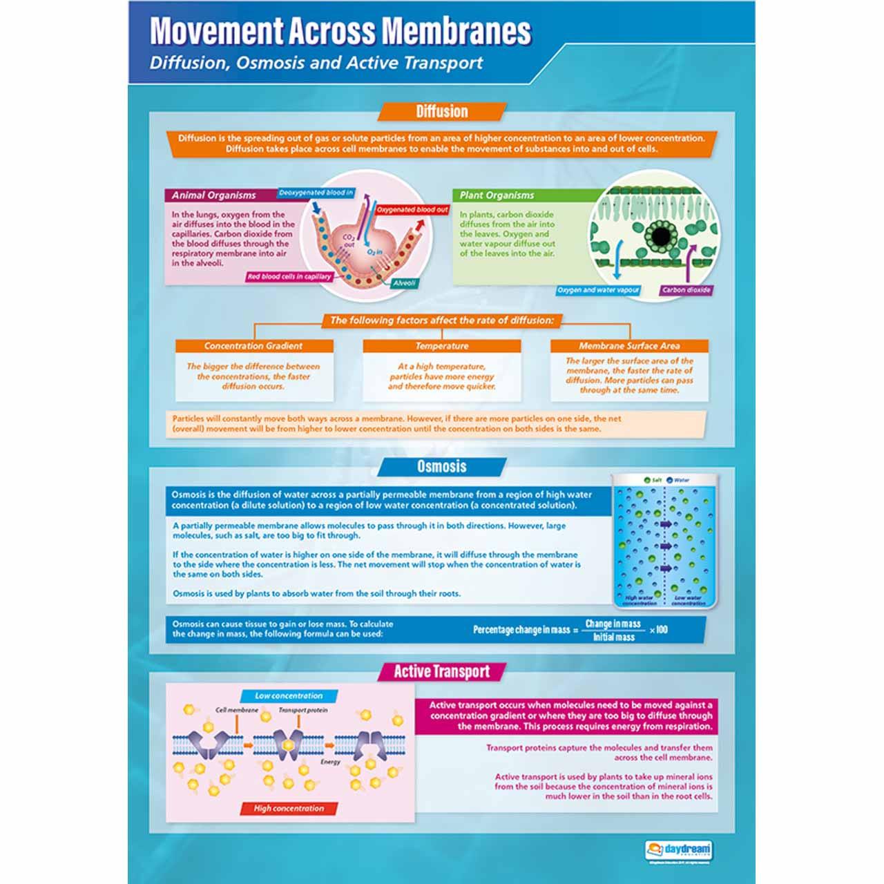 SC062L - Movement Across Membranes