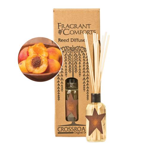 Spiced Georgia Peach - Reed Diffuser