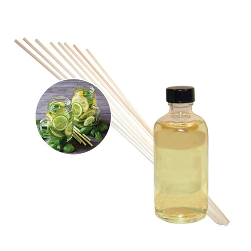 Basil & Lime - Diffuser Refill