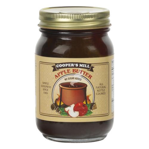 Apple Butter (No Sugar, No Cinnamon) - Pint