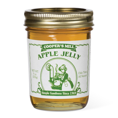 Apple Jelly - Half Pint