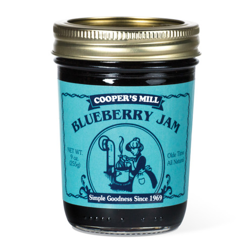 Blueberry Jam - Half Pint
