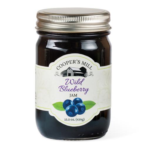 Orchard Reserve - Wild Blueberry Jam