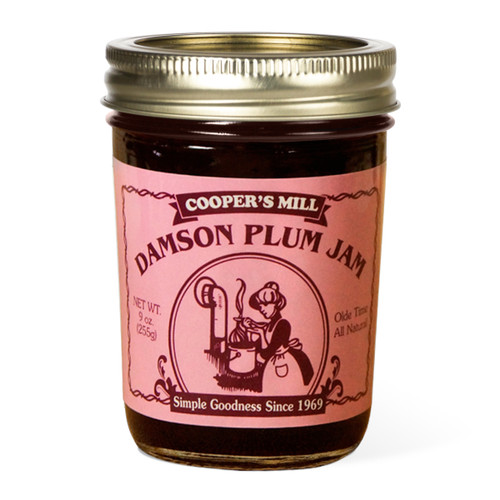 Damson Plum Jam - Half Pint