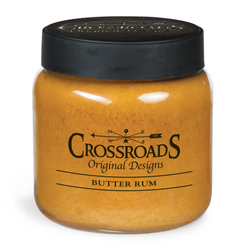 Butter Rum - 16 oz. Candle