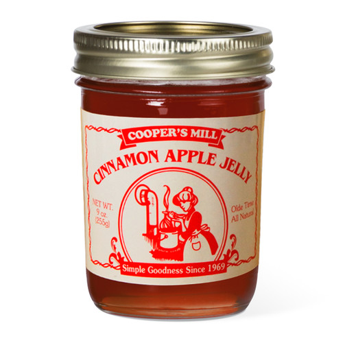 Apple Cinnamon Jelly - Half Pint